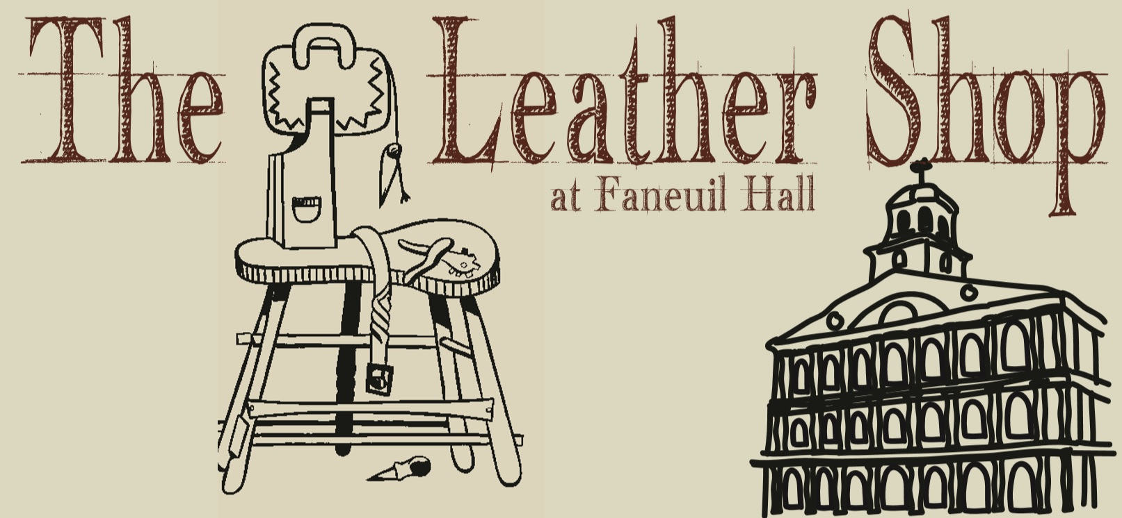 Leather Store in Boston, Massachusetts